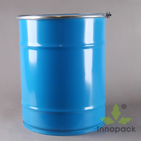 50L cold rolled steel drum