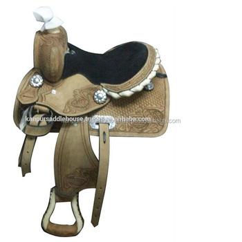 Horse Pony Western Saddle - Buy Economy Pony Saddles,Economy Western  Saddles,Western Saddles Product on Alibaba com