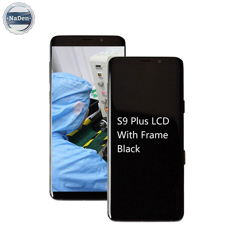 S9 Plus Original Lcd With Frame For Samsung Galaxy S9 Plus