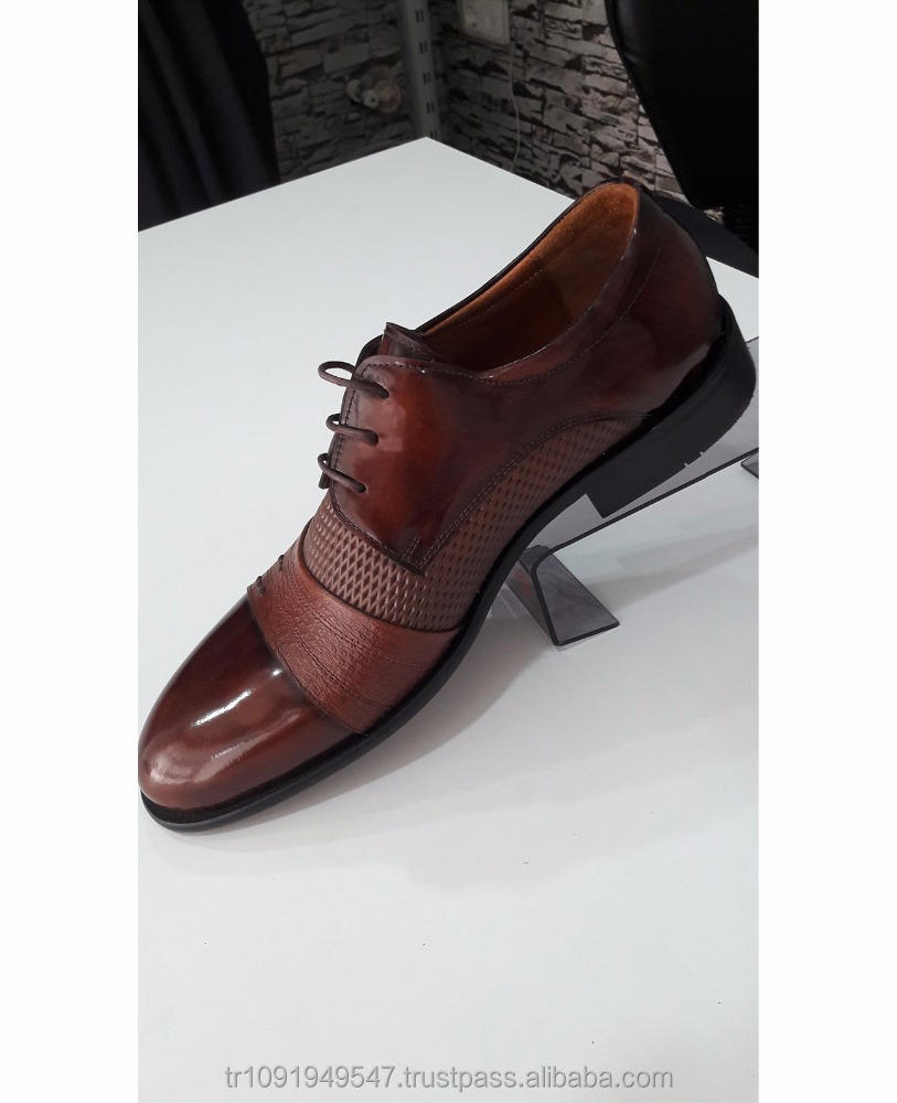 Wedding Design Best Color Best Men Shoes Men Quality Brown q0ZxxF