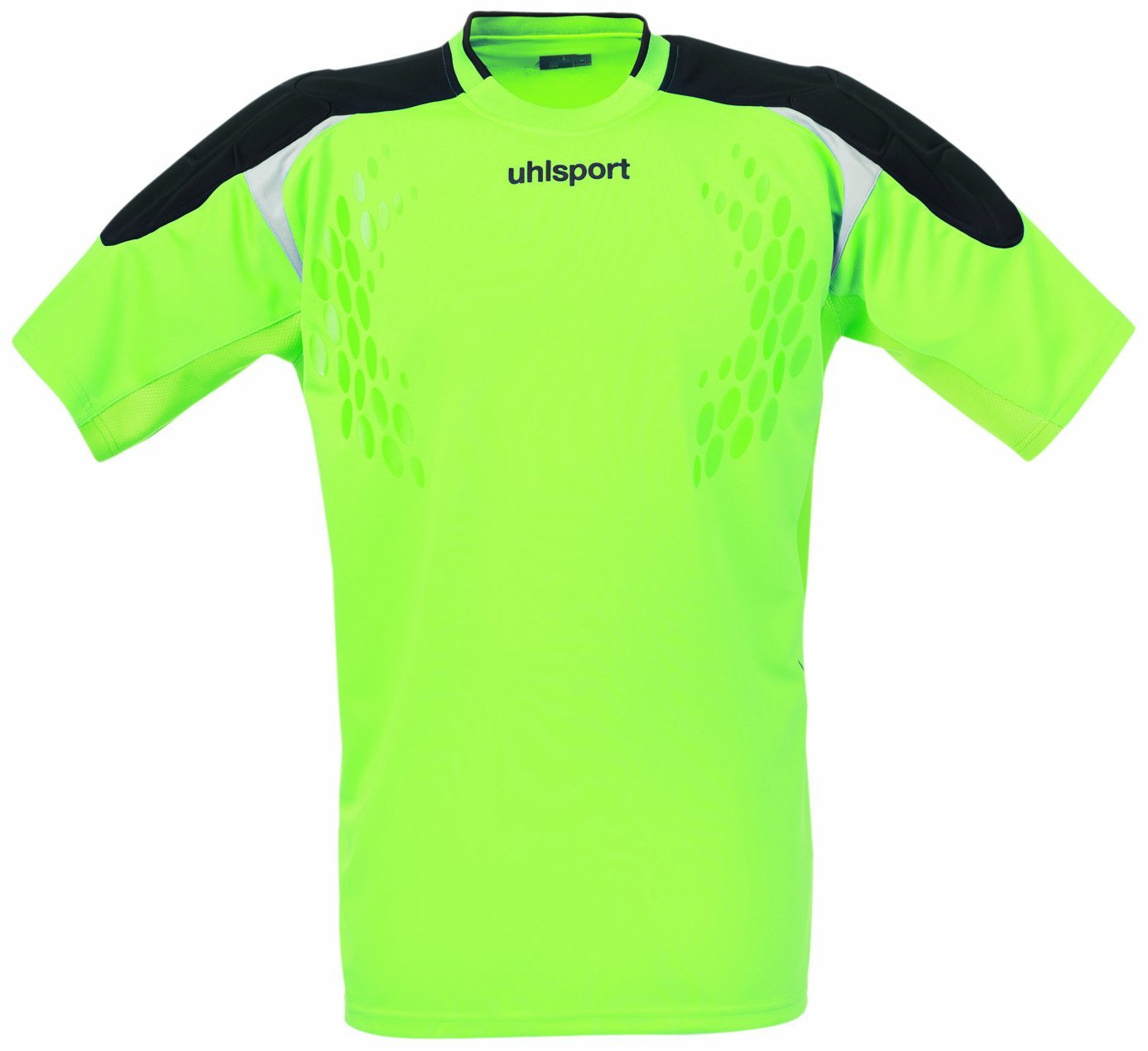 982dfe733 Get Quotations · Uhlsport Torwart Tech Short Sleeve Goalkeeper Jersey