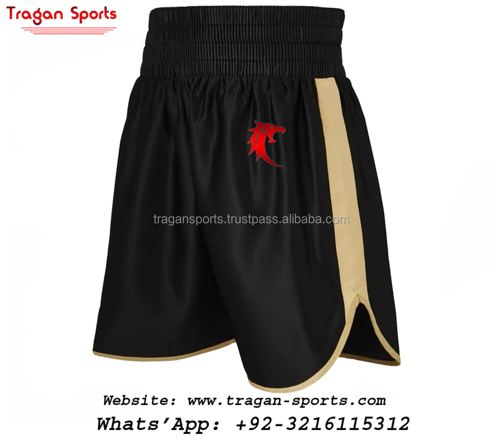 Sublimation MMA Fight Shorts Custom MMA Shorts Customized Sublimated Kickboxing Shorts