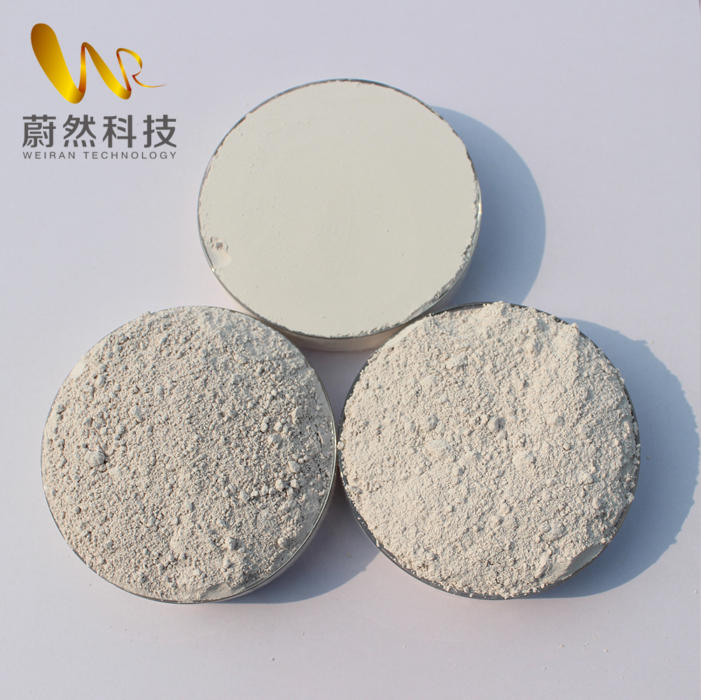 Grey color with high quality API4.2 barite drilling