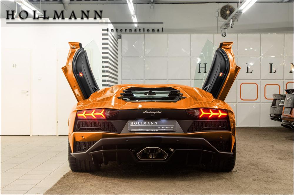 Source Brandnew Lamborghini Aventador S Coupe 2018 Super Sport Car