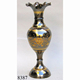 Best Selling Products Of Decorative Brass Flower Vase Enameled