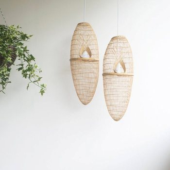 2019 home decor bamboo cylindrical lamp shade frame for decorative