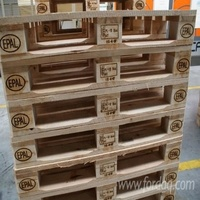 Premium Quality Used and New Euro/Epal Wood Pallet in Netherlands