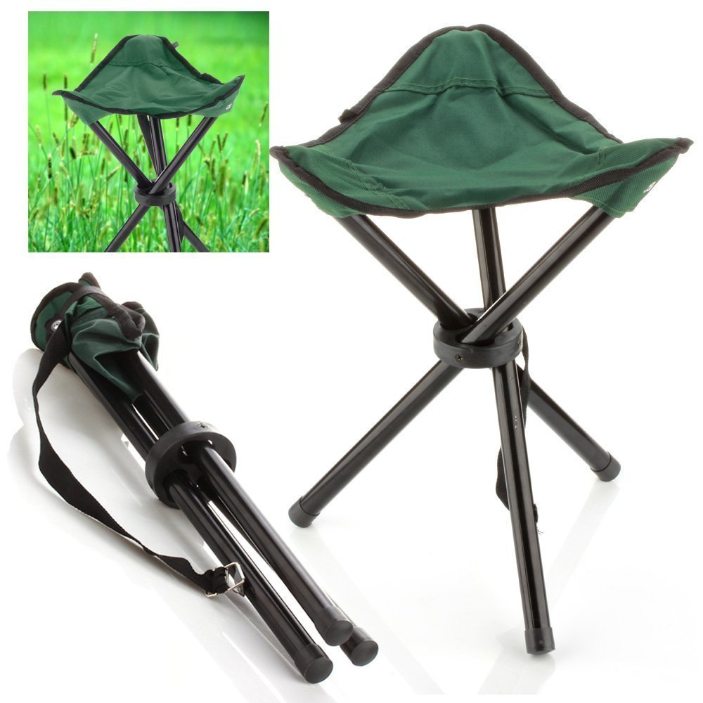 Buy Folding Tripod Stool Camping Stools Portable And