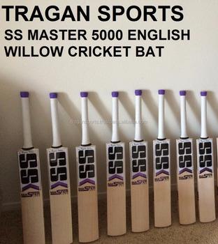 2ad68c79674 Ss Master 7000 English Willow Cricket Bat - Buy Plain English Willow ...