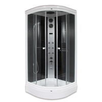 Luxury Bathroom Shower Cabin With Massage Function EF075