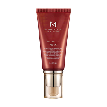 MISSHA M Perfect Kapak BB Krem 50ml (N21, N21,27) Kore kozmetiği