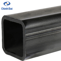 Hollow Section A500 Square Black Steel Pipe