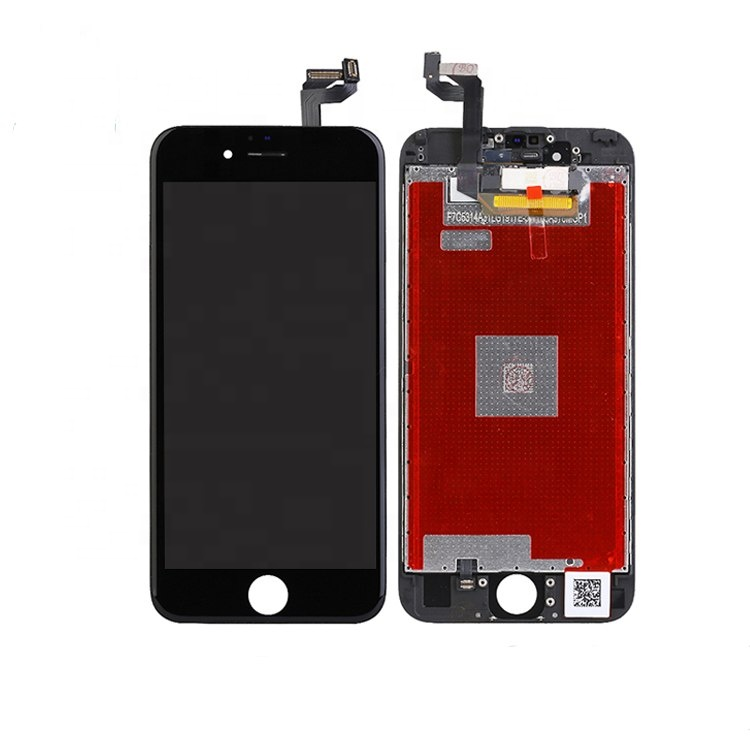 Para o iphone lcd atacado, 2018 Lcd Atacado Para O Iphone 6s touch screen display Lcd de substituição digitador assembléia para o iphone 6s