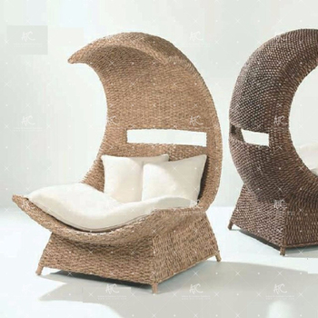 Attrayant Water Hyacinth Relax Chair For Indoor Living Room Furniture