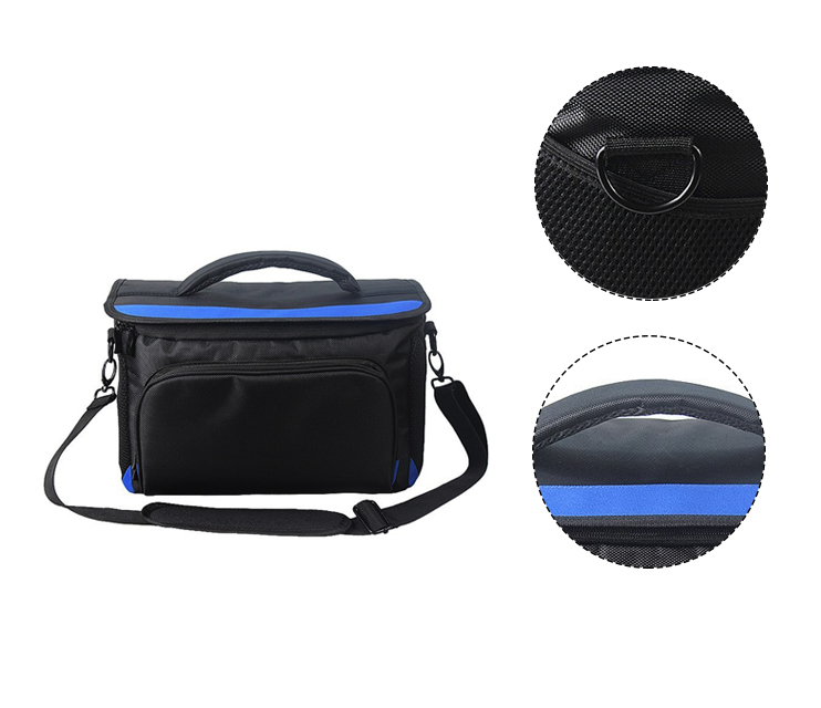 Wide mouth waterproof storage bag tool fiber optical fusion carrying bag for splicer