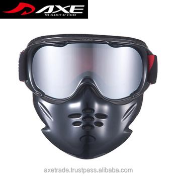 masque faciale ski