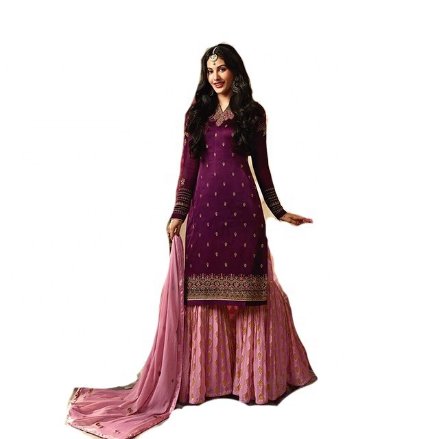 abb9e28e316c Scegliere Produttore alta qualità Pakistani Vestiti Dalle Donne e Pakistani  Vestiti Dalle Donne su Alibaba.com