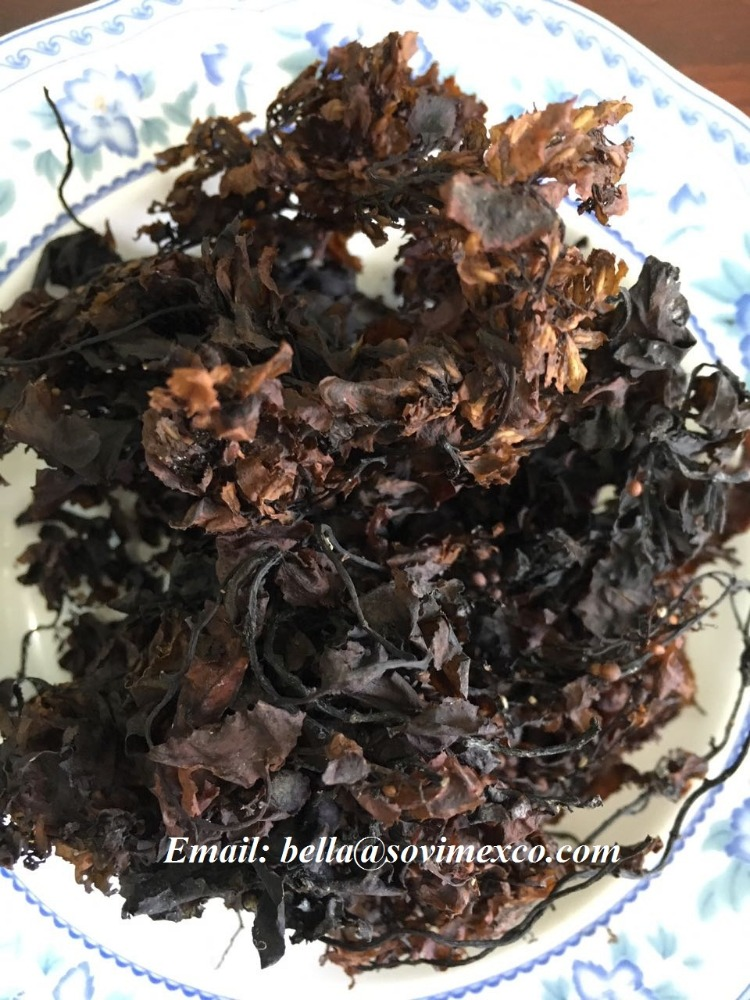 Sargassum seaweed for animal feed 001