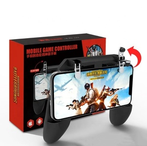 2019 Newest Hot Sale Mobile W10 Game Controller Gamepad For Popular Games