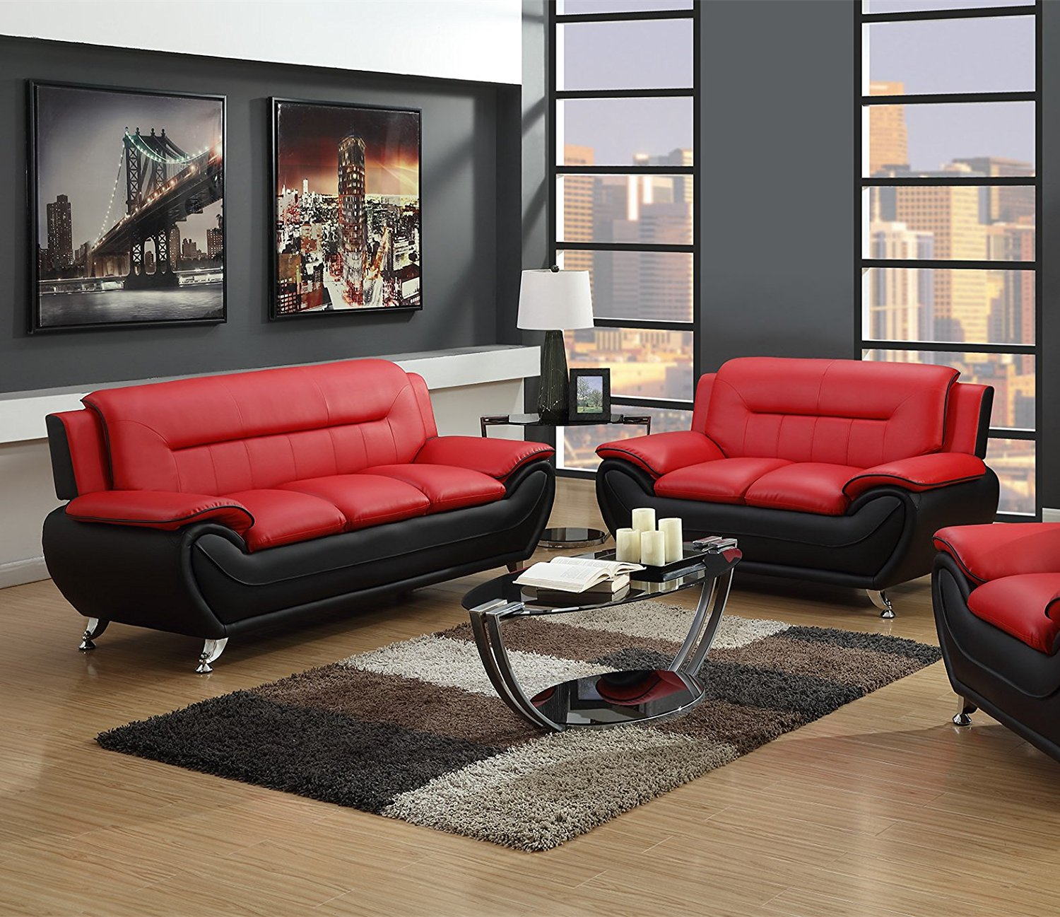 Cheap Red Sofa And Loveseat Find Red Sofa And Loveseat Deals On