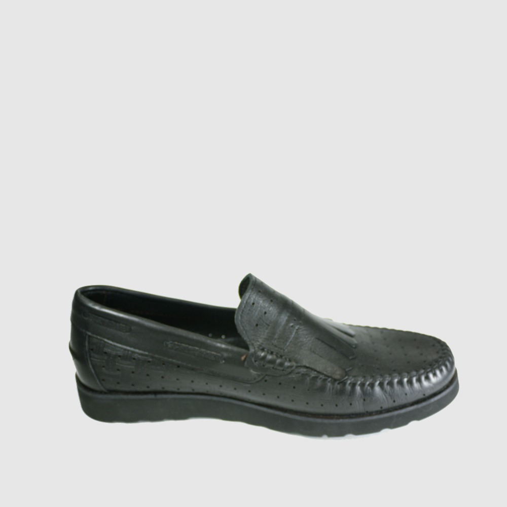 Men Design Leather New Shoes Casual Shoes Turkey Genuine Wholesale 2018 Black 0tq0Zr