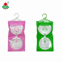 Hanging Mildew Moisture Proof Wardrobe Dehumidifier Desiccant Bags