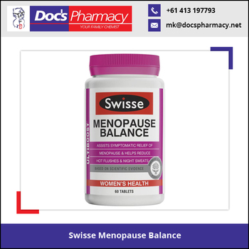 Very Effective and High Quality Best Menopause Supplement