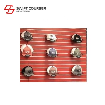 Swift metal wire cap stand display rack for hat