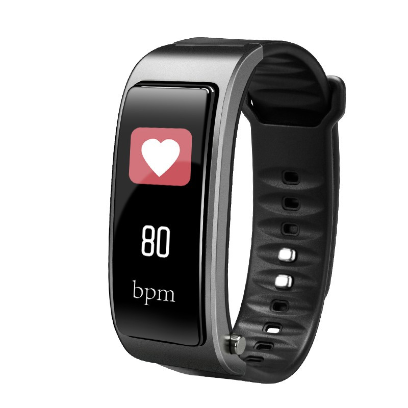 NEW heart rate monitor Y3plus colorful earphone watch Y3 smart watch with blue tooth fitness band earphone