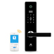 2019 New arrive high quality security wifi waterproof smart lock door outdoor, china door locks, keyless door lock smart