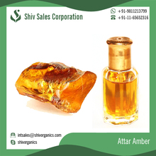 Amber Flavour Best Quality Wholesale Attar Perfume Oil