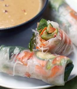 Rice paper/ banhtrang for salad rolls/ cha gio 2018