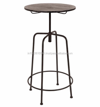 Adjustable Height Round Table.Industrial Metal Pub Tables Antique Metal Table Adjustable Height Tables Buy Adjustable Height Dining Table Adjustable Height Coffee