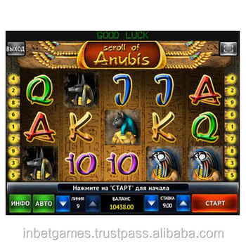 Casino games software for VLT + laptop (for land-based)