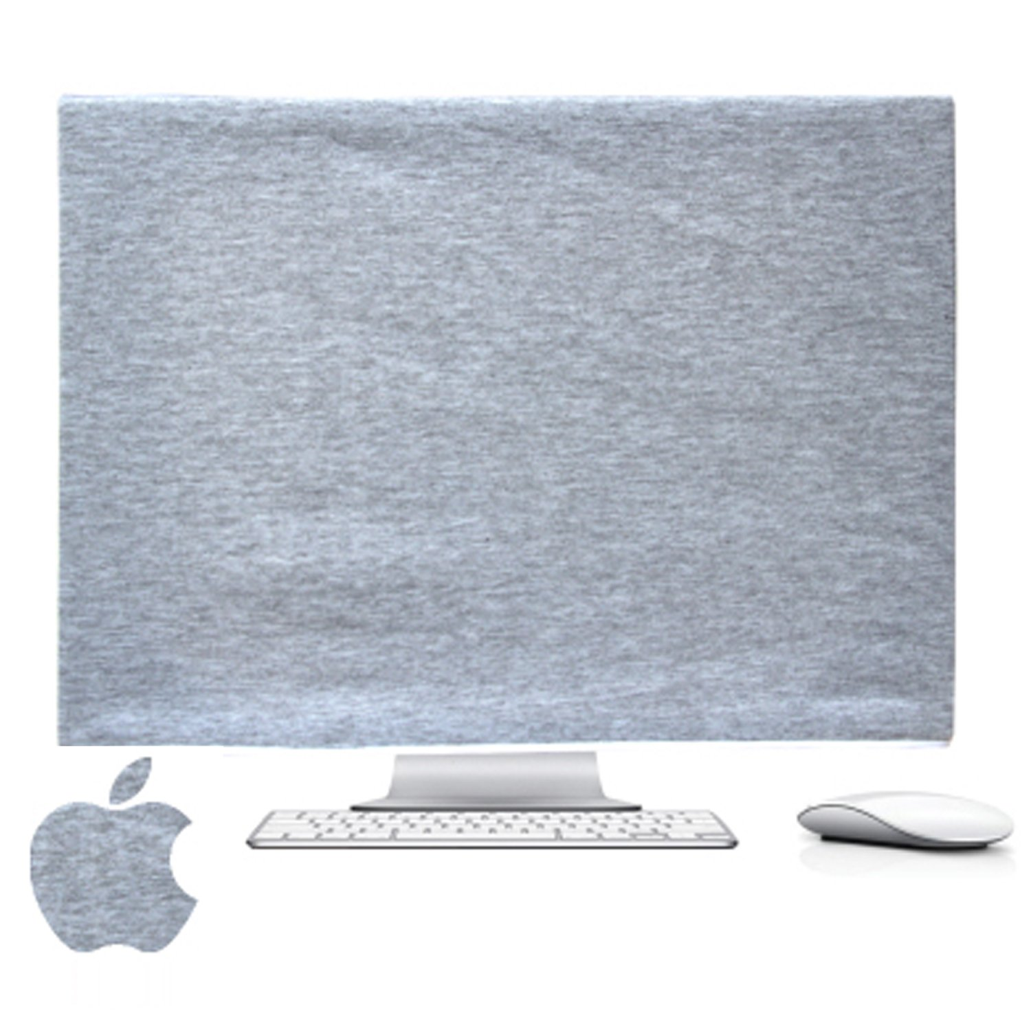 """Handmade! Imac 21.5 Inch Dust Cover,Imac Dust Cover 21.5"""",Special Computer Dust Cover Handmade Monitor Dust Cover Silky Smooth Nonwoven Monitor Dust Cover For Imac 21.5 Inch-iMac iMac Accessories"""