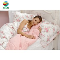 Hospital far infrared fabric luxury bedding set