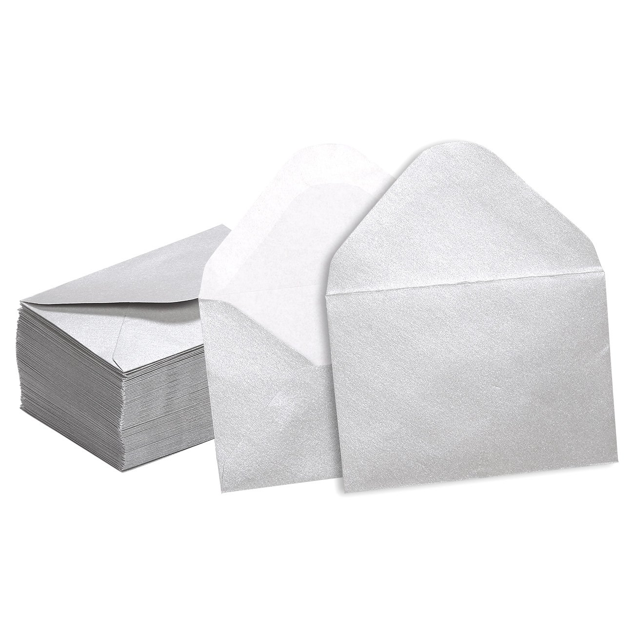 Cheap gift card envelopes find gift card envelopes deals on line at get quotations 100 pack silver mini envelopes gift card envelopes business card envelopes value pack reheart Choice Image