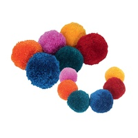 Other Sports & Entertainment Products Fleece Ball Manufacturer