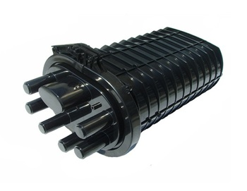 Fiber Optic Splice Closure/Joint/12 24 48 96 144 cores/Telecommunication Equipment/Junction Box/OEM