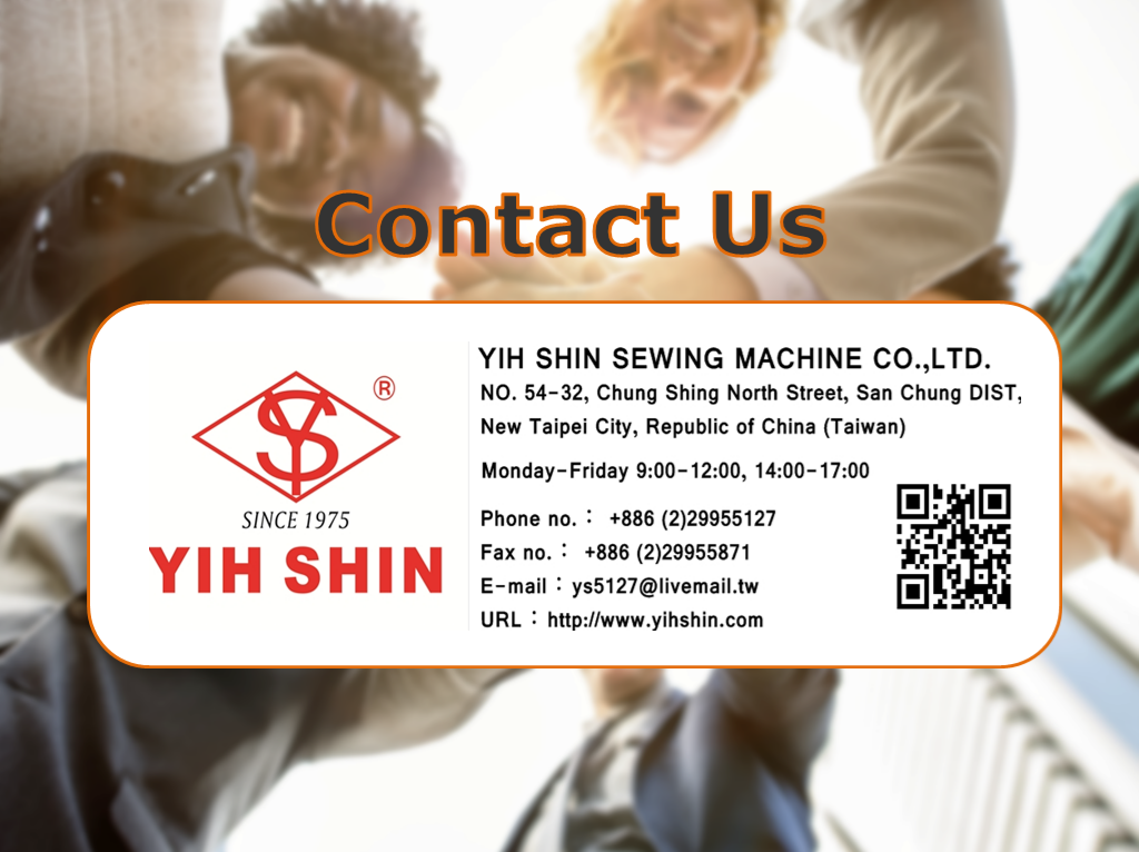 YIH SHIN S10C-1/2 Apparel Machine Ribbon Tube Foot