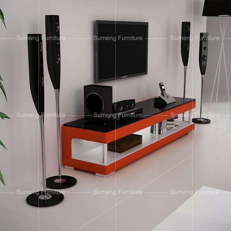 Tv Stand Designs In Sri Lanka : High end new model glass pvc modern floor tv stands design
