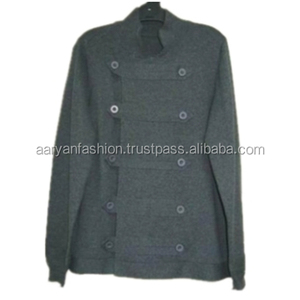 Men's Fine Fashion Cardigan, Knitwear