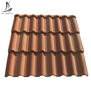 House Sun Roof 0.5mm Corrugated Galvanized Zinc Sheets Price, Metro Tiles Roofing Sheet Kenya