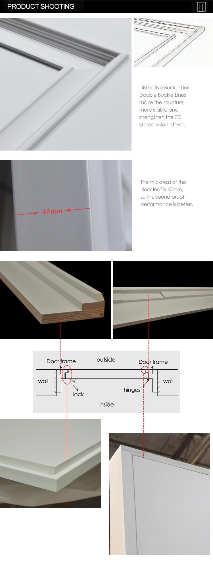 Luxus Französisch Schlafzimmer Tür Designs Bilder Innen Unsichtbare ...