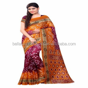 Indian Pakistani Digital Printed Designer Banarasi Woven Work Woman Wear Beautiful Saree