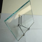 Large size 4mm-21mm toughened glass with heat soak treatment safety glass panels polished edge tempered glass
