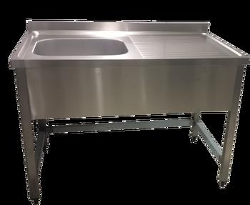 Tafel Prullenbak Rvs : Hoge kwaliteit rvs tafel gedemonteerd werk en sink tafel buy