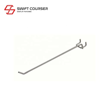 Swift display bead pegboard peg board paper hook