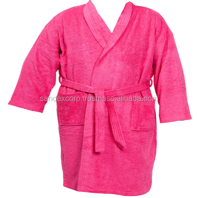 Spa Robes And Wraps