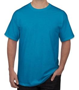 Newest design men plain t-shirts customs gym wear